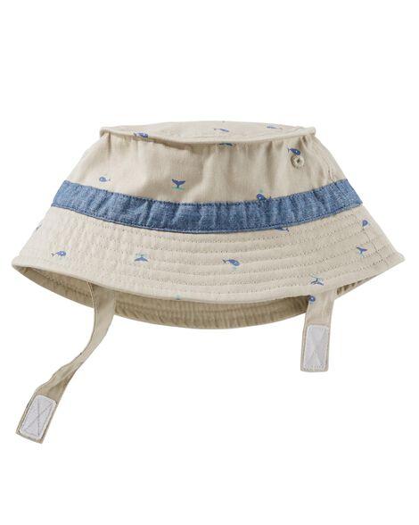 48601e75fe6 Whale Bucket Hat ...