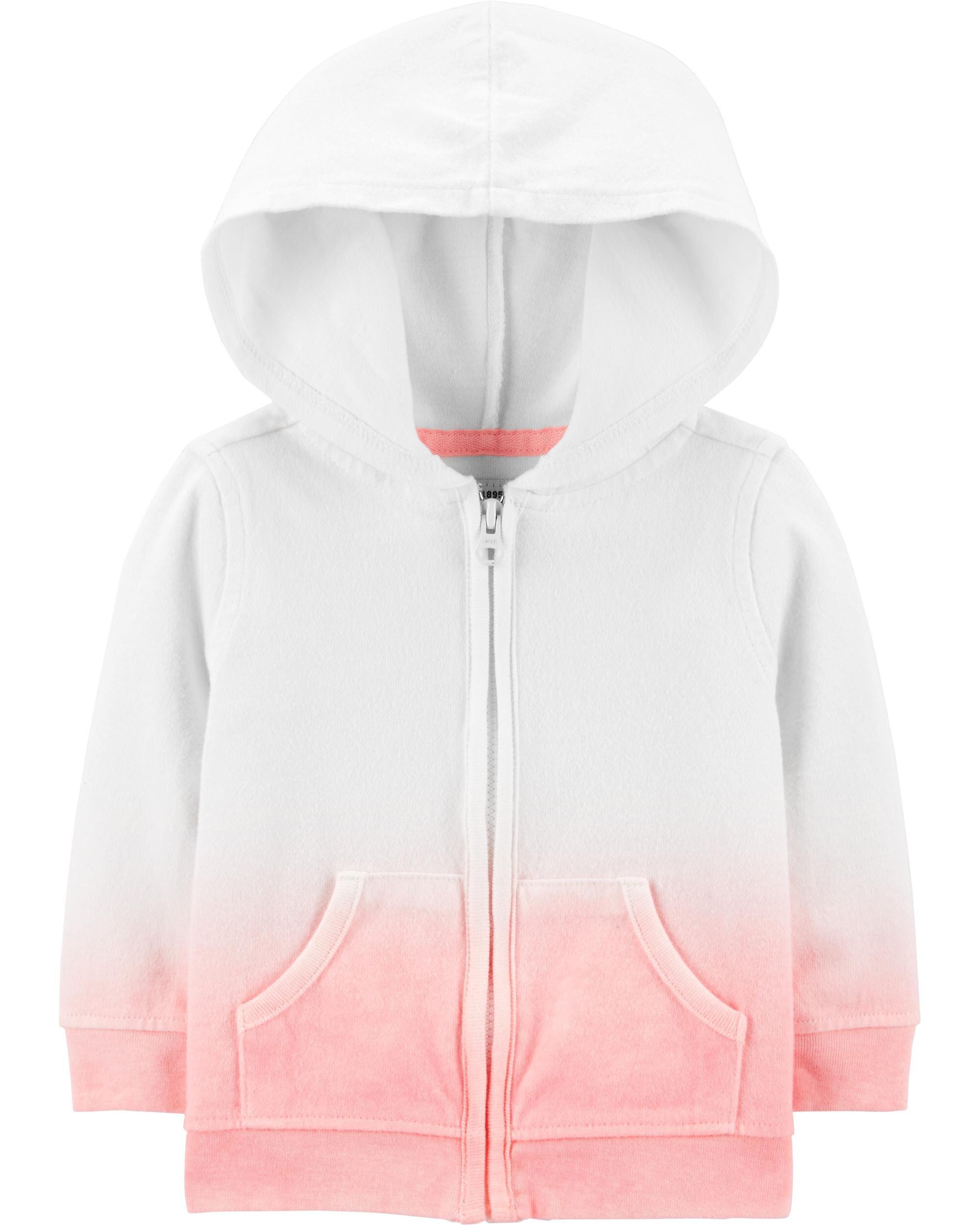 Oshkosh Genuine Kids Hooded Sweatshirt Sweater Gray Hoodie Size 12m New Clothing, Shoes & Accessories