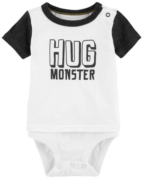 Hug Monster Bodysuit