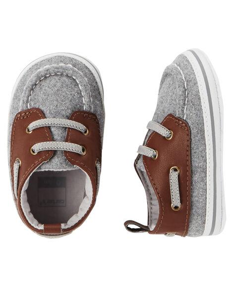 e102c1c657d6c Baby Boy Carter s Boat Shoe Crib Shoes