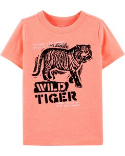 113215e9240f7a OshKosh Originals Tiger Graphic Tee