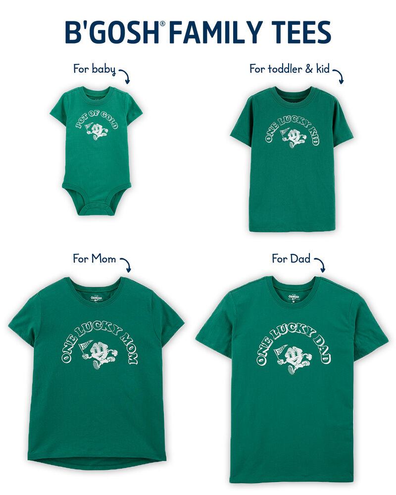 B'gosh St. Patrick's Day Family Matching Tees | oshkosh.com