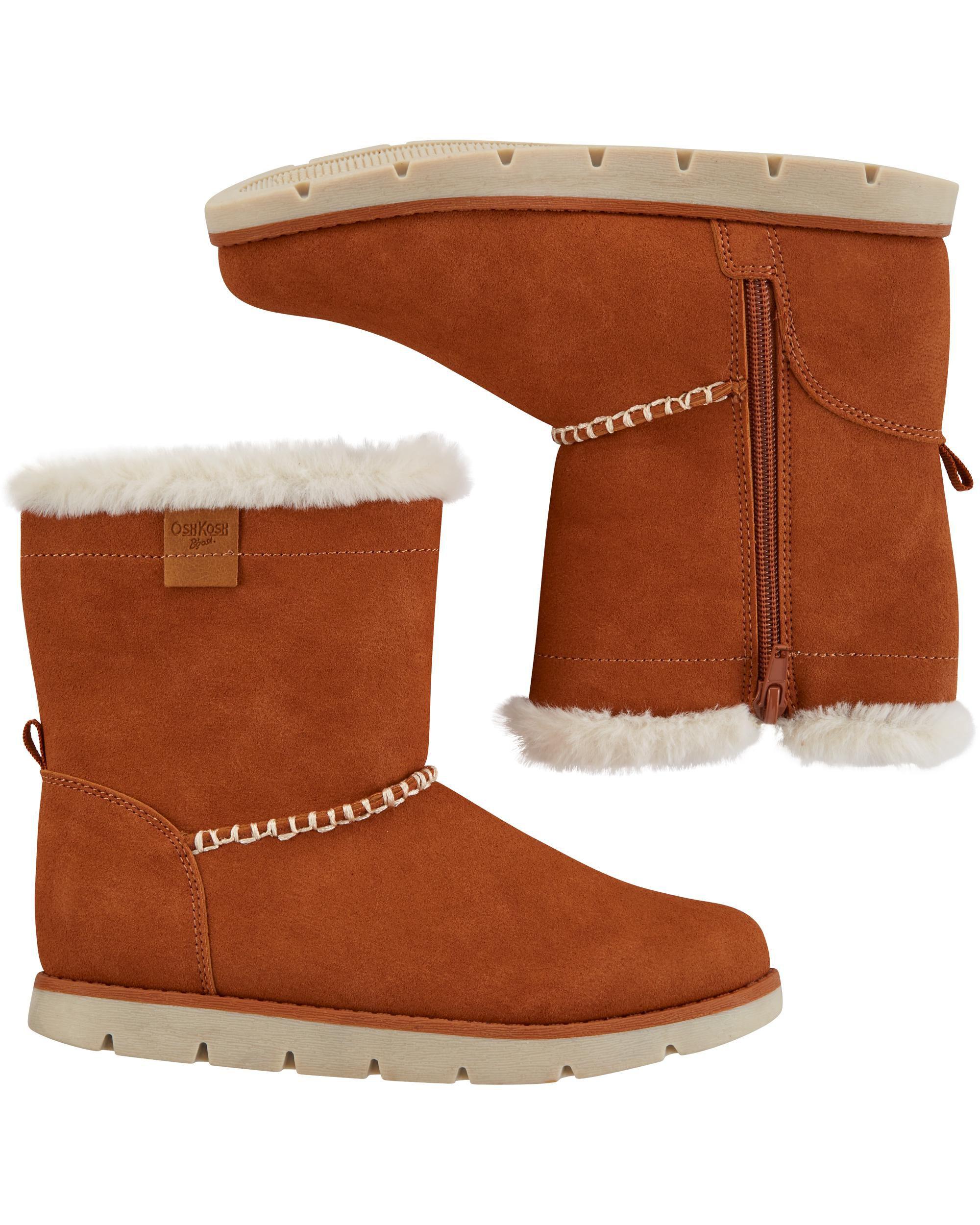 *DOORBUSTER*Furry-Lined Boots