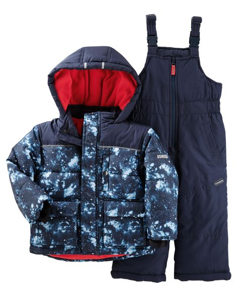 06677e1346ec 2-Piece Snowsuit