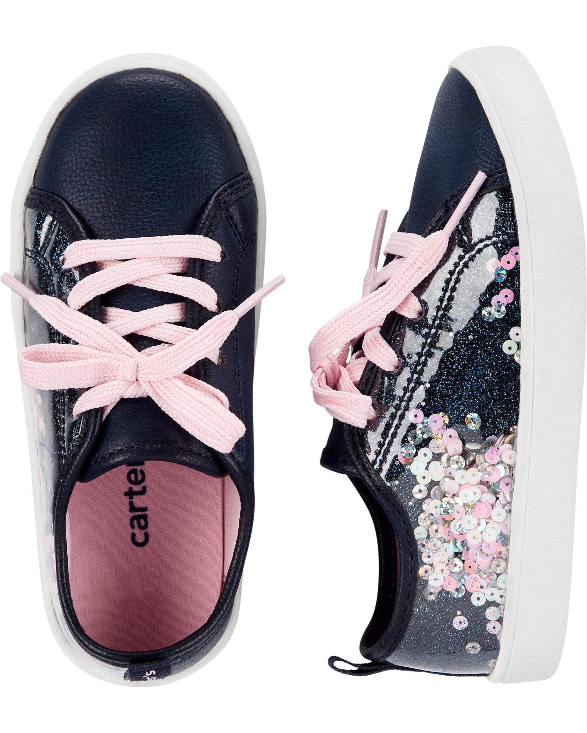 Carter's Shake Sequin Casual Sneakers