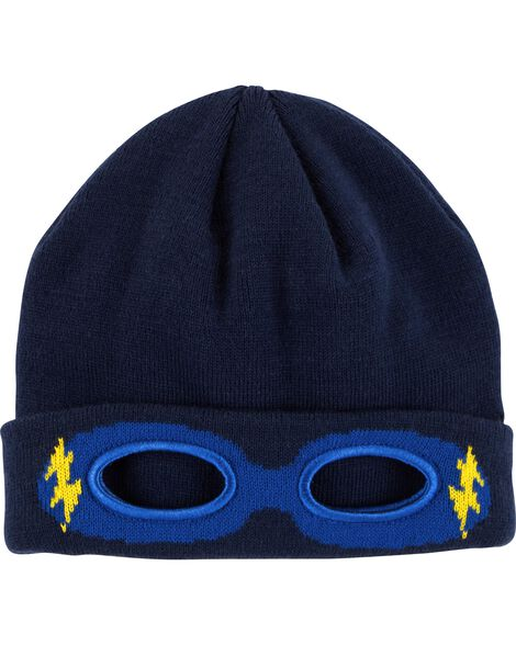 70219bcc1 Baby Boy Super Hero Knit Hat | Carters.com