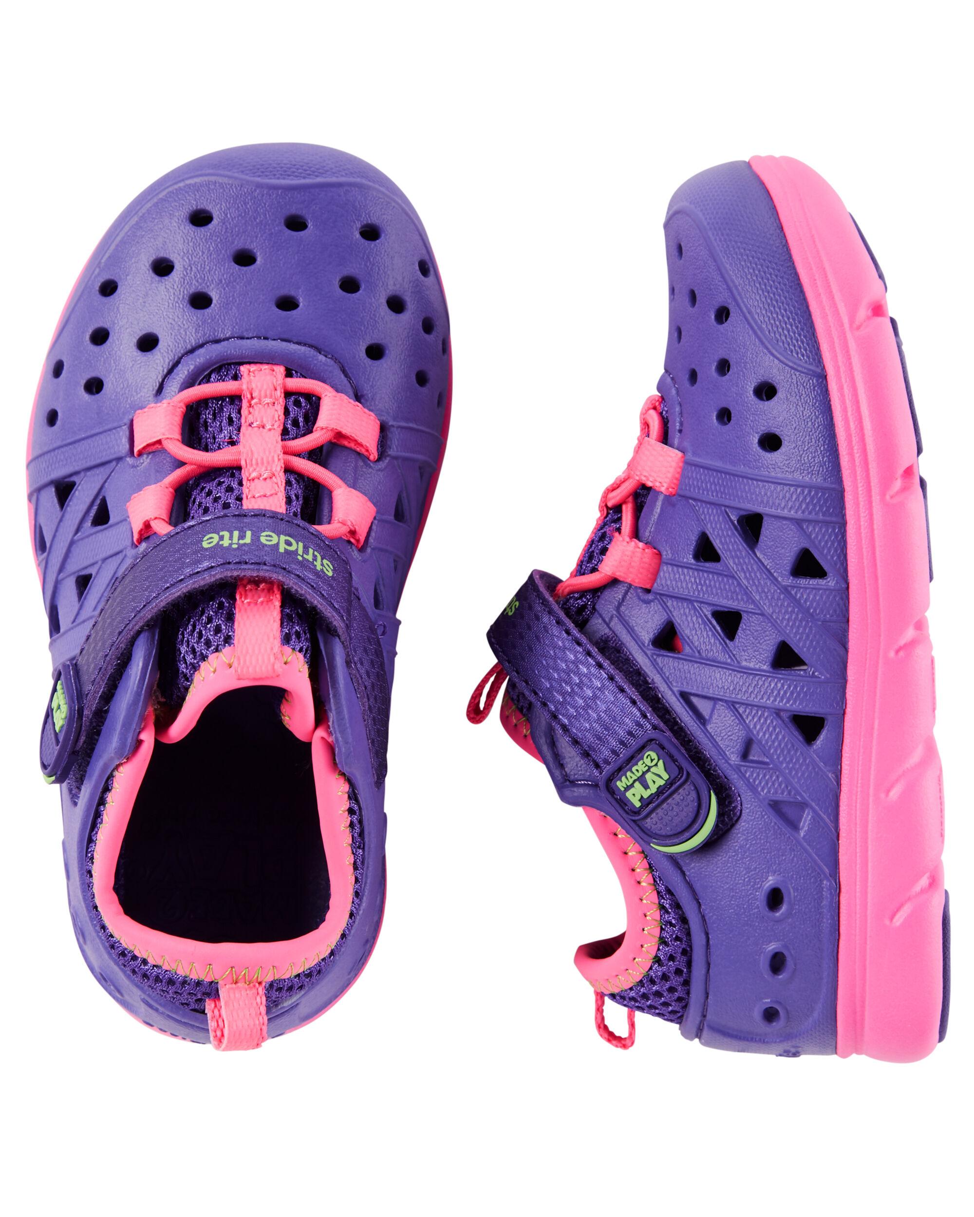 Stride Rite Made2Play Phibian Sneaker