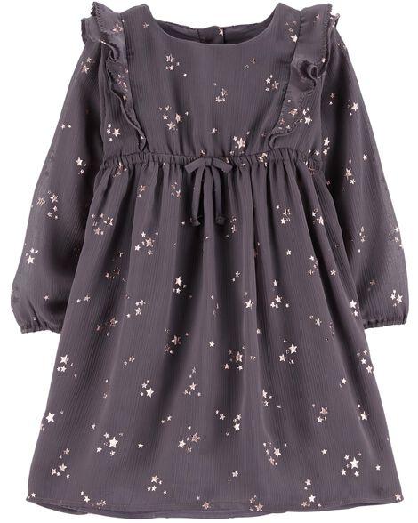 9c12df9a0a07 Ruffle Star Dress