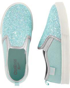 091cf85edc16 OshKosh Sparkle Slip-On Shoes