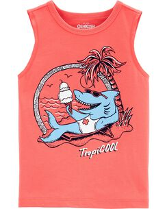 1d075893c Baby Boy Tank Tops | OshKosh | Free Shipping