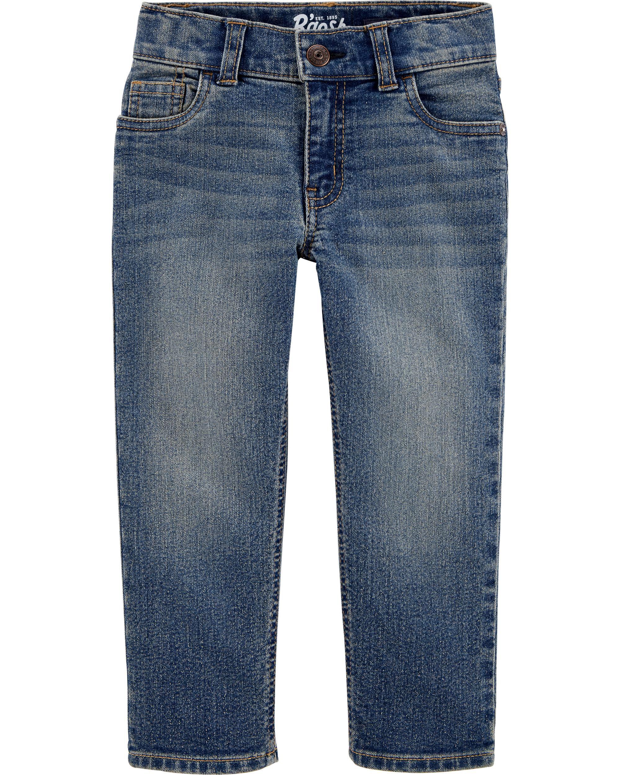 *DOORBUSTER*Classic Jeans - Tumble Medium Faded Wash