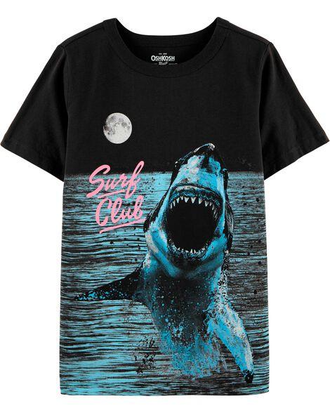 Surf Club Shark Tee