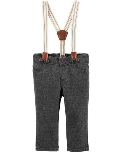 203d42a5c77 Suspender Pants  Suspender Pants