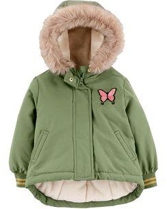 8b0d4166b2cdd Baby Girl Jackets, Coats & Peacoats | OshKosh | Free Shipping
