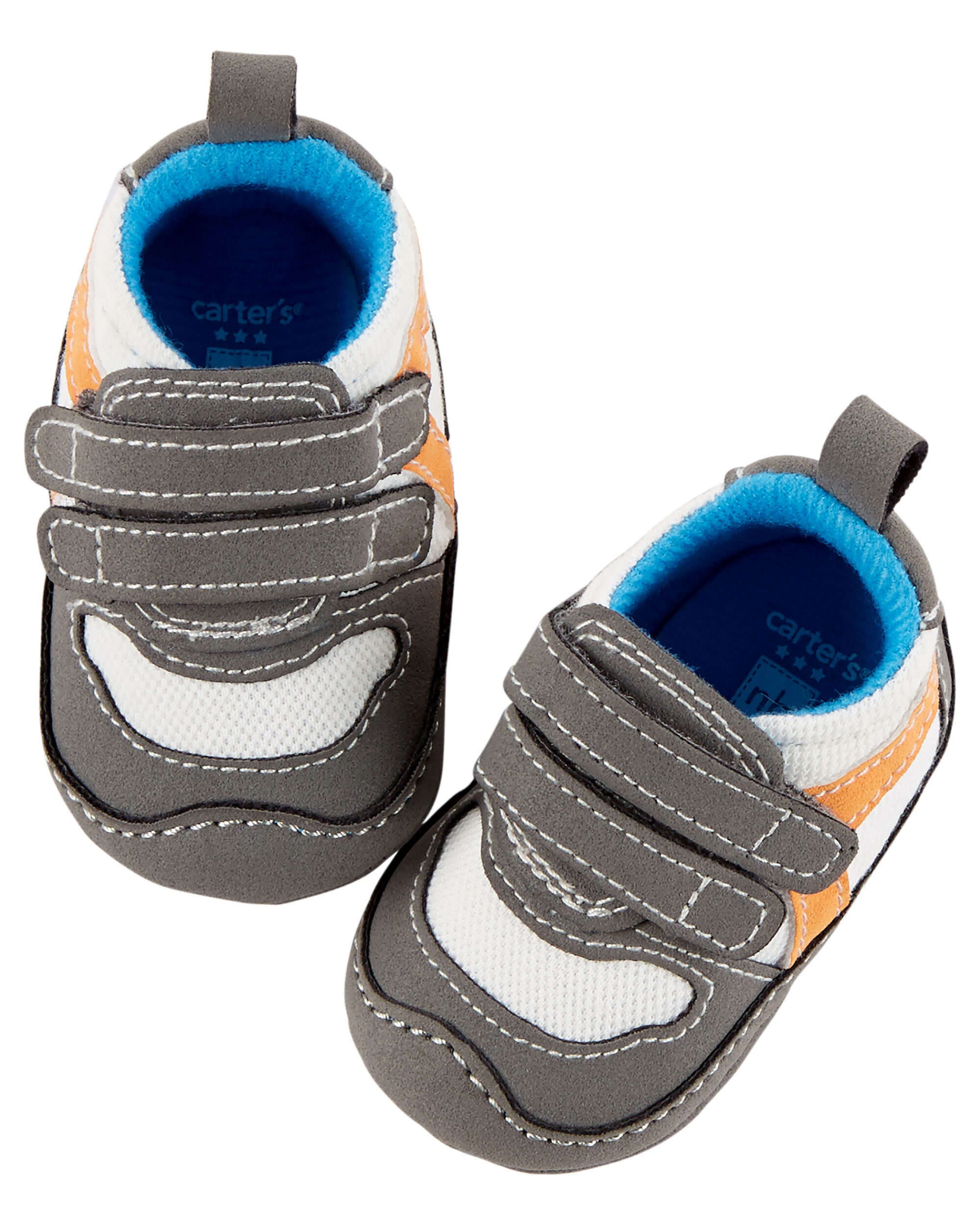 Baby Boy Carter s Joby Rocker Crib Shoes
