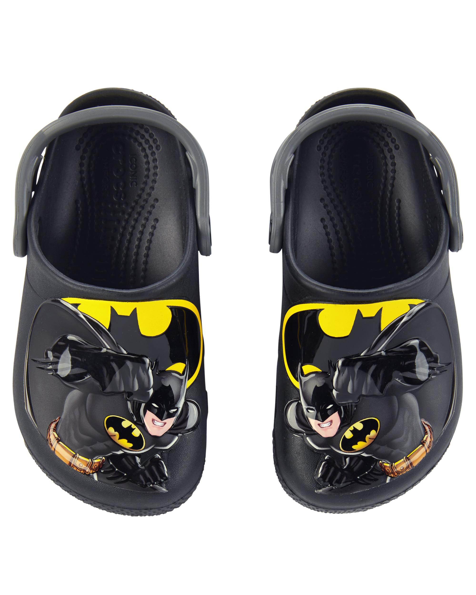 Crocs Fun Lab Batman Clog   oshkosh.com