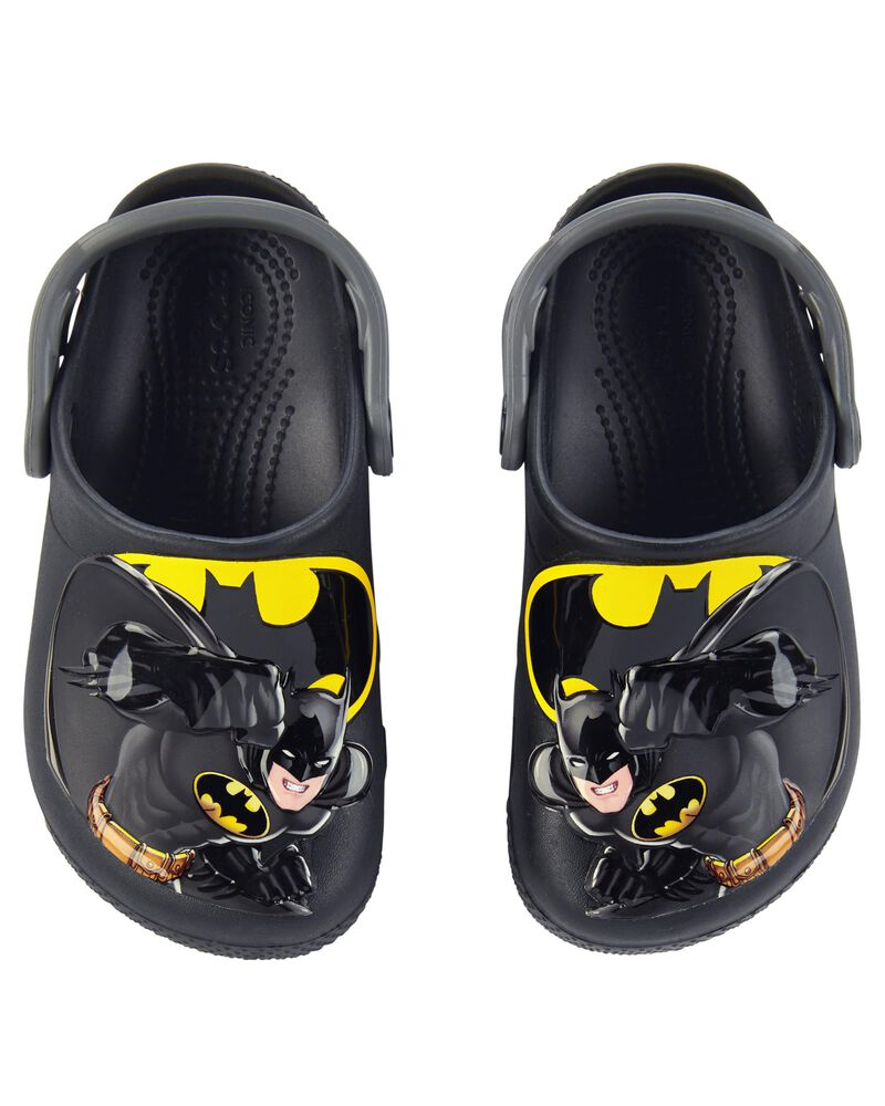 Crocs Boys Fun Lab Batman Kids Clogs