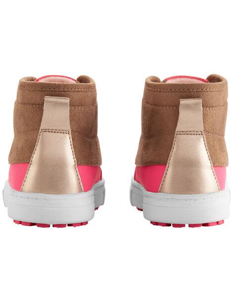 OshKosh Pink Duck Boots