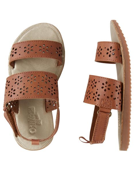 Osh Kosh Lasercut Sandals by Oshkosh