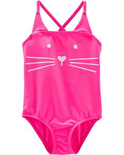 4646bbdbb8 Toddler Girl Swimsuits | OshKosh | Free Shipping