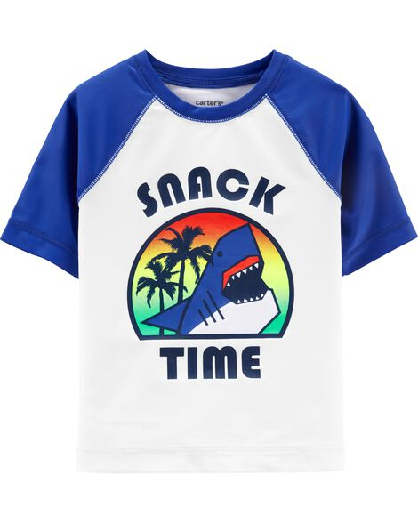 OshKosh Snack Time Rashguard