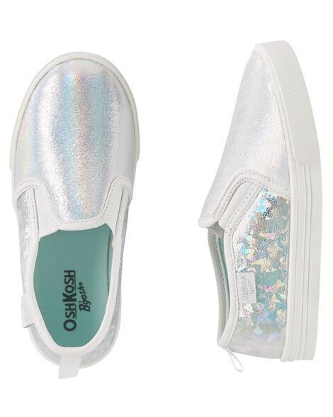4708d601ae58 Images. OshKosh Metallic Slip-On Shoes