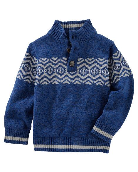 Ski Lodge Sweater