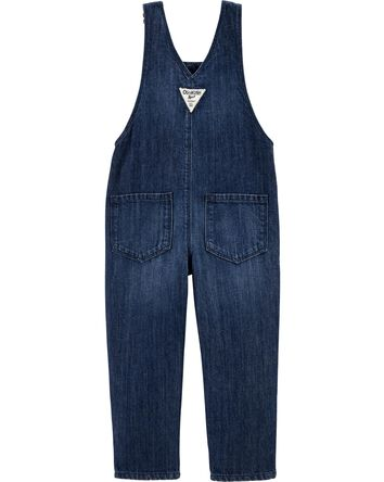 Denim Overalls - Nashville Wash