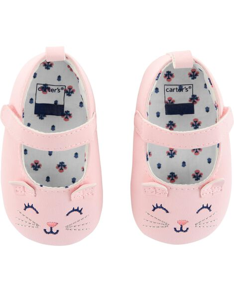 ac01b4110e96 Carter s Cat Mary Jane Baby Shoes