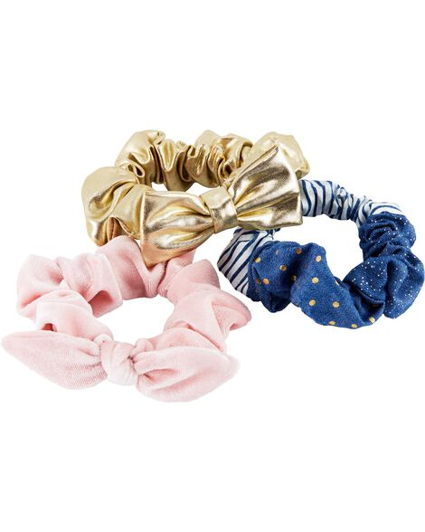3-Pack Scrunchies