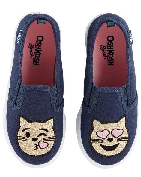OshKosh Emoji Slip-On Shoes