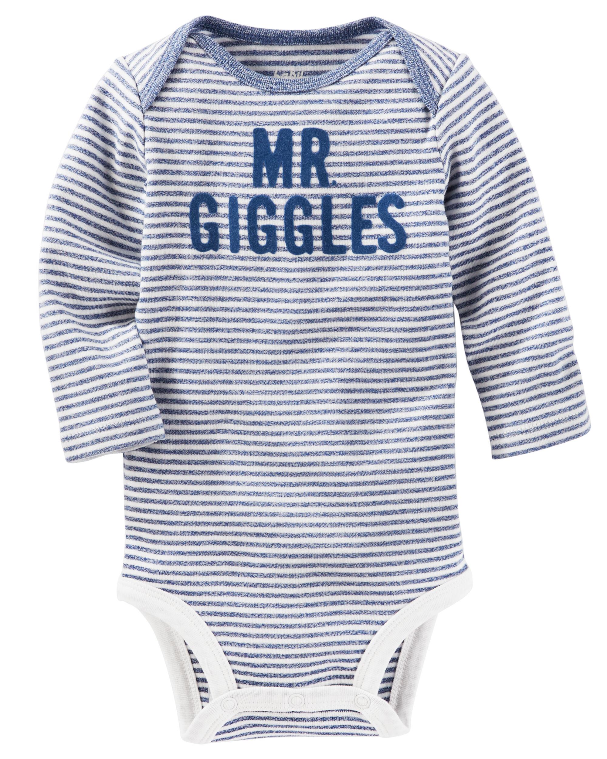 Mr Giggles Bodysuit