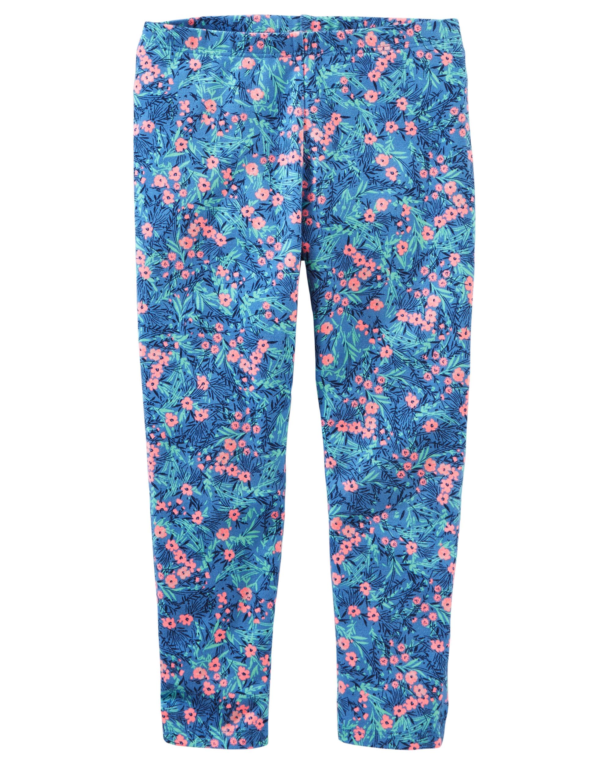 Mix Kit Ditsy Floral Print Leggings