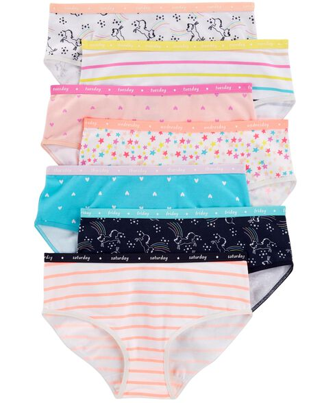 7-Pack Stretch Cotton Panties
