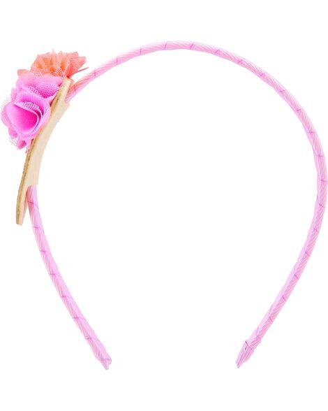 Flower Ice Cream Headband