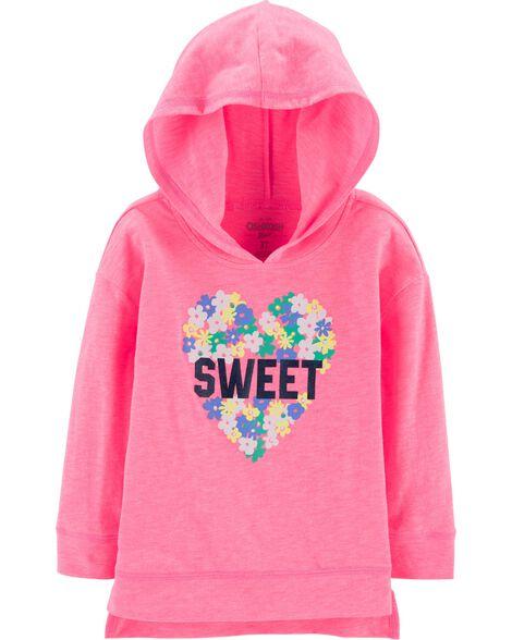 Hooded Sweet Tunic