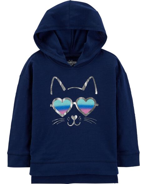 Hooded Cat Tunic