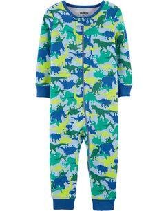 41f84163a Baby Boy Pajamas & Sleepers | OshKosh | Free Shipping