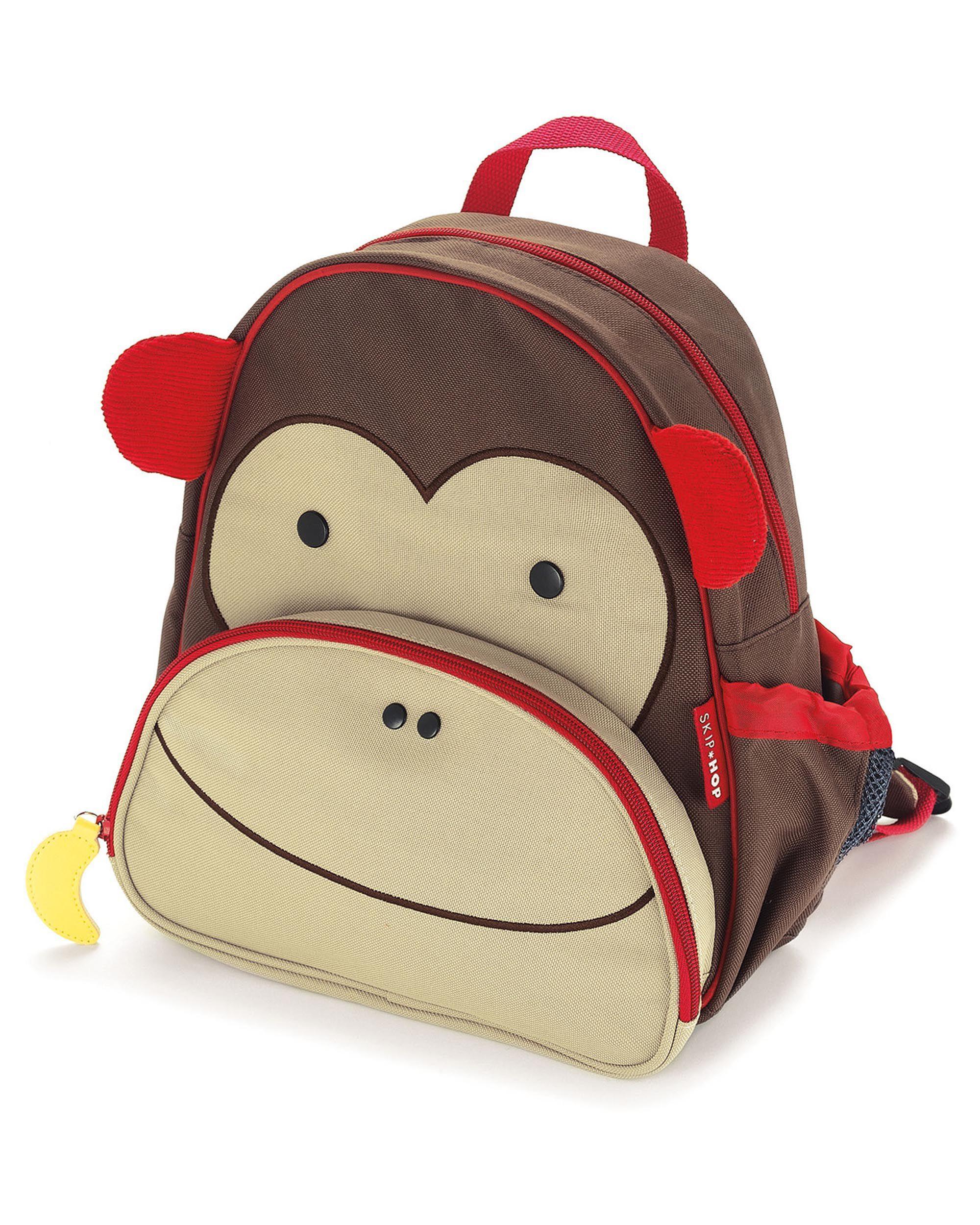 Lovely Zoo Animal Cute Raccoon Toddler Kid Backpack