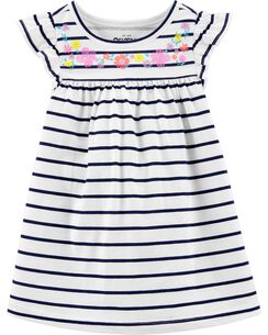 78c41becb Baby Girl Dresses & Rompers | OshKosh | Free Shipping