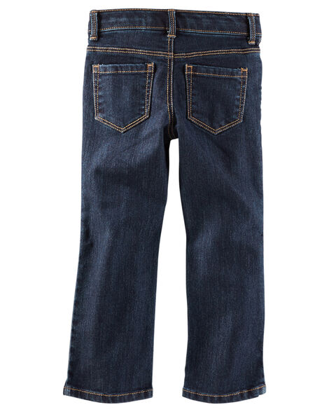 Soft Bootcut Jeans - Heritage Rinse