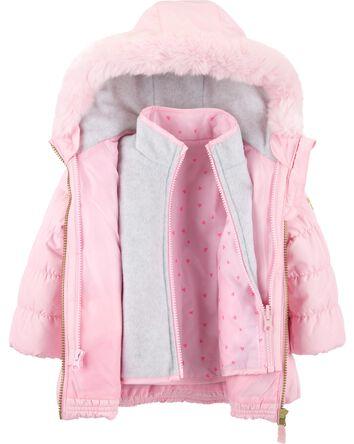 a82eecba9c5 Baby Girl Outerwear | OshKosh | Free Shipping