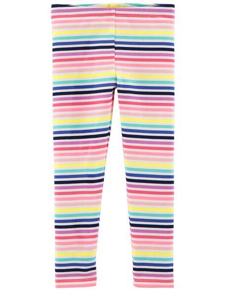 270a6a0628fd9 Mix Kit Rainbow Stripe Leggings   OshKosh.com