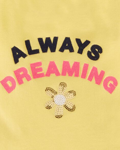 Jersey Always Dreaming Tee