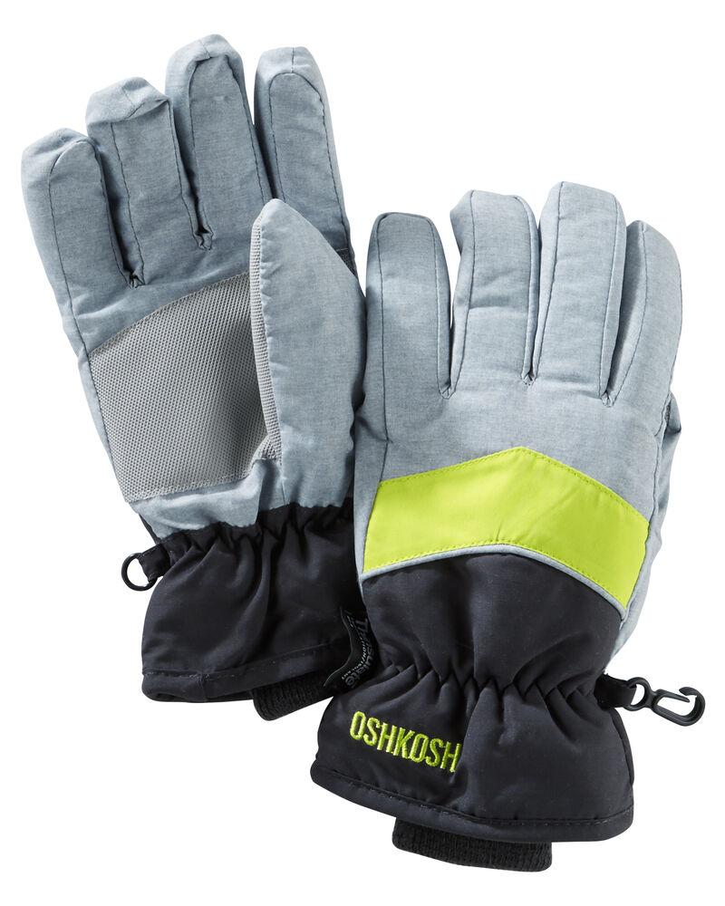 Kids Ski Snow Gloves for Toddler Girl 2T 5T