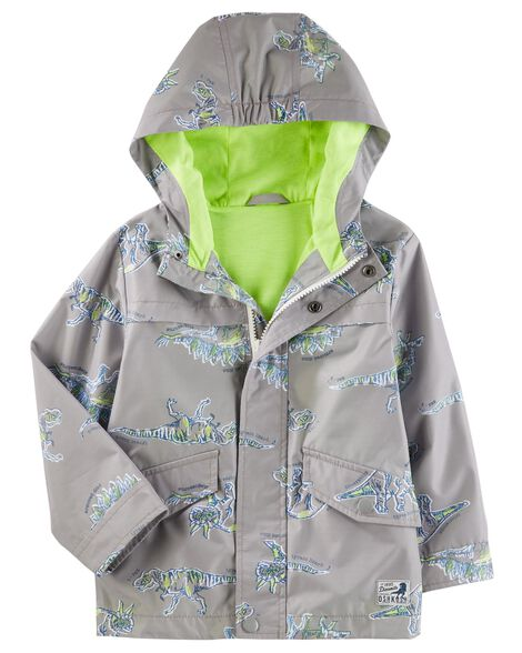 1d6a2d9d3df0 Hooded Dino Rain Jacket