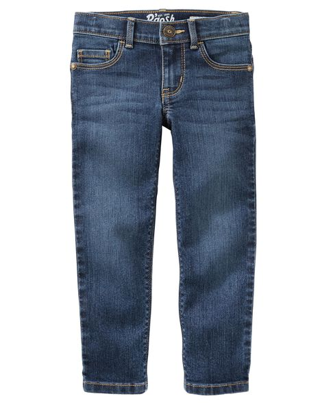 Super Skinny Jeans - Marine Blue Wash