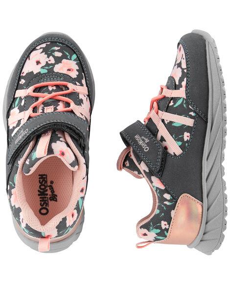 d3560866d9434 OshKosh Floral Athletic Sneakers | OshKosh.com