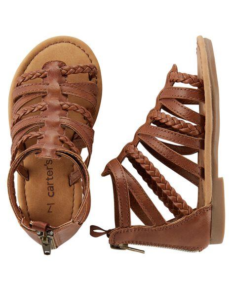 68eb2bd73be Kid Girl Carter s Gladiator Sandals