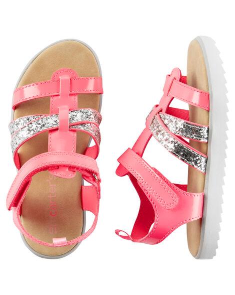 0d63cf60a28e Baby Girl Carter s Strappy Glitter Sandals
